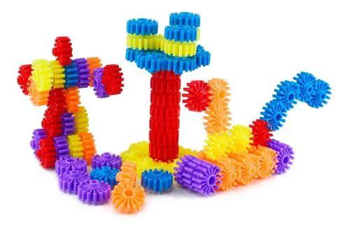 Brinquedo De Montar Engrenagem Educativo Criativo