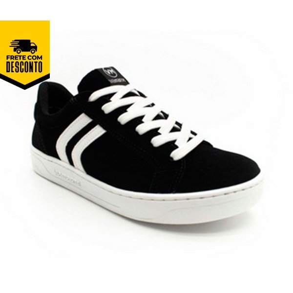Tênis Feminino Sapatênis Casual Via Marte Old Skool Orginal