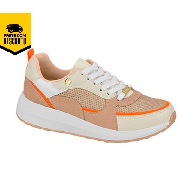 Tênis Feminino Vizzano Chunky Sneaker Jogging Casual Fashion 1361.106