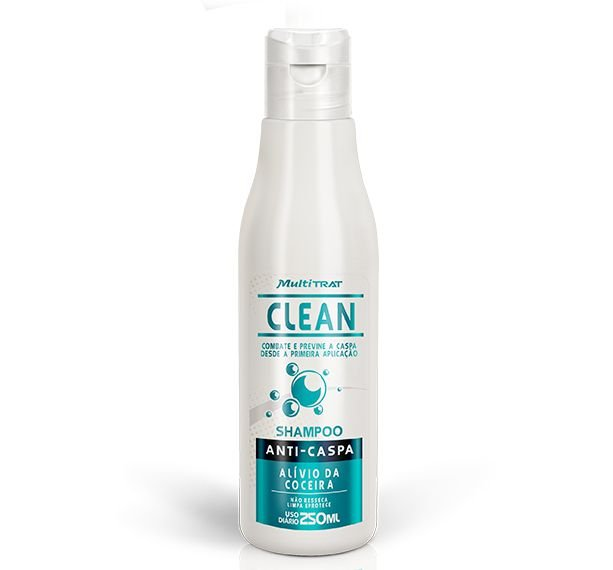 Shampoo anti caspa clean
