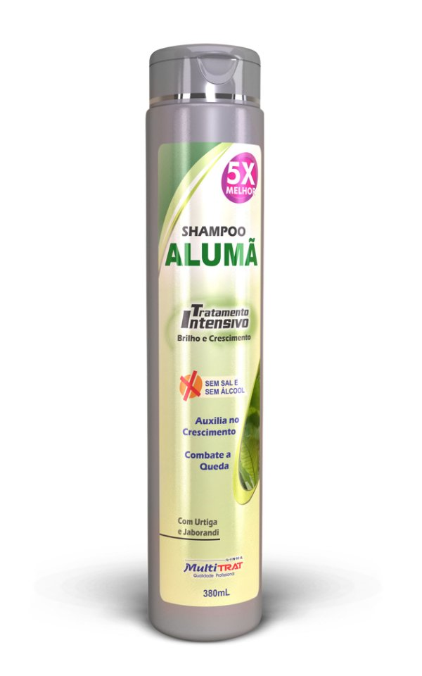 Shampoo Alumã