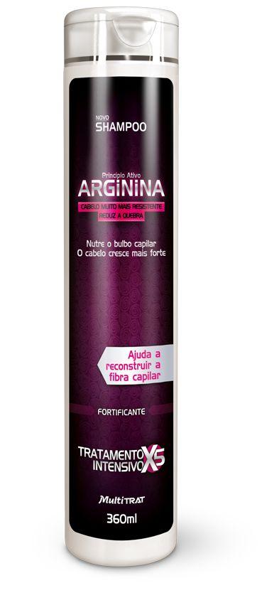 Shampoo Arginina
