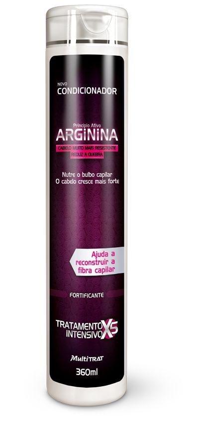 Condicionador Arginina