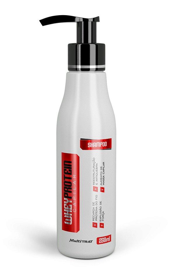Shampoo Whey Protein Capilar