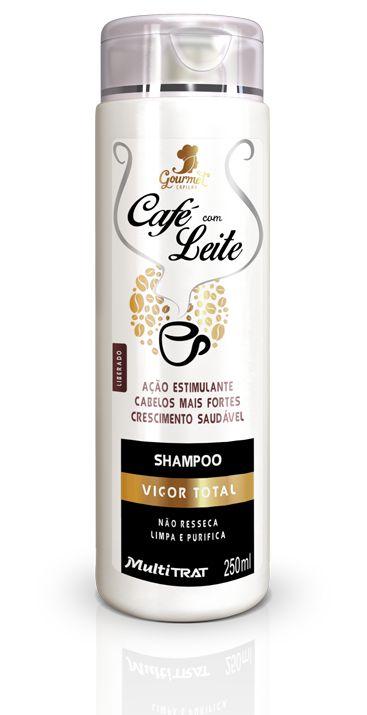 Shampoo Café com Leite