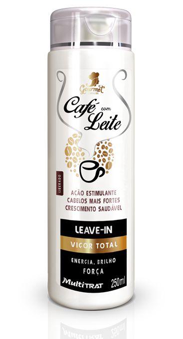 Leave-in Café com Leite
