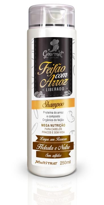 Shampoo Feijão com Arroz