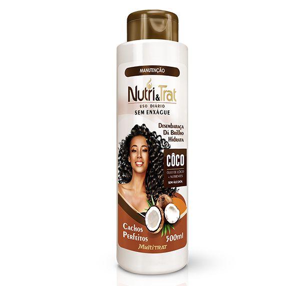 Manutenção Nutritrat Coco 500 ml