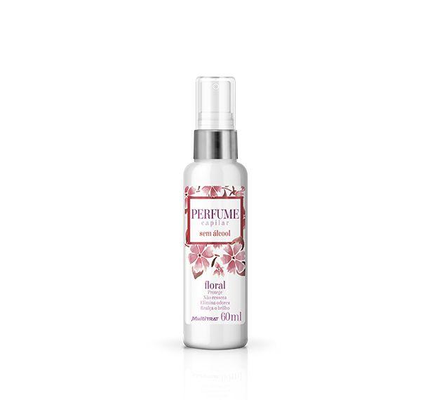 Perfume capilar floral