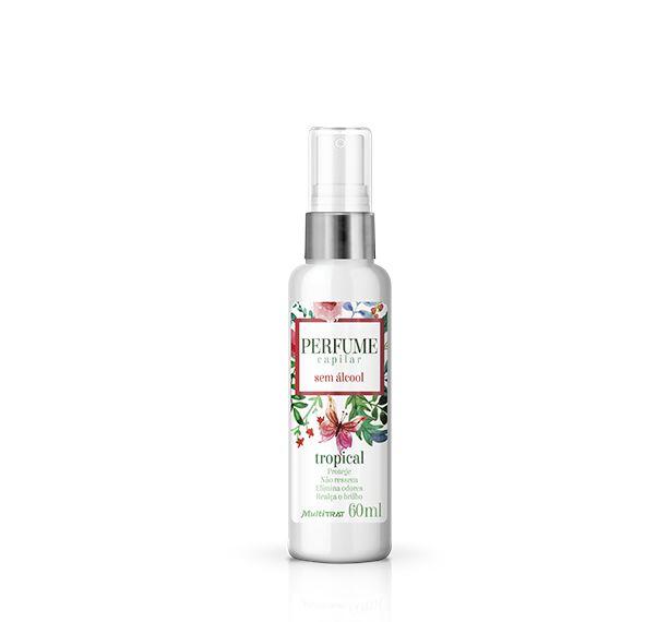 Perfume capilar tropical
