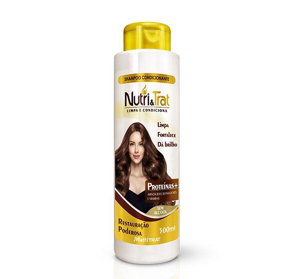Shampoo Nutritrat Proteínas