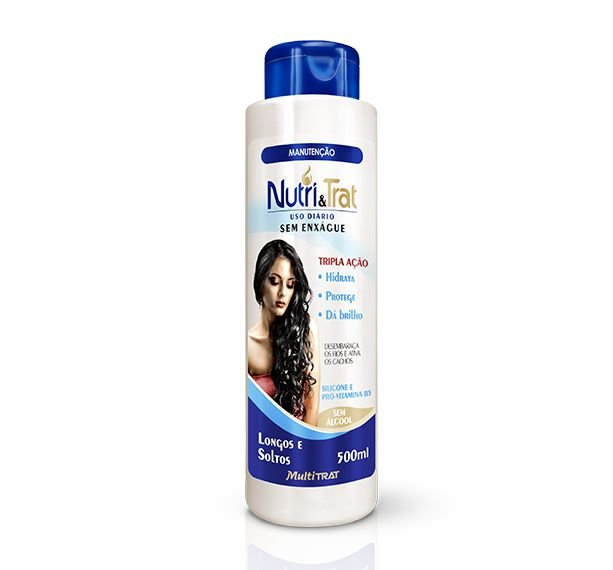 Leave in Nutritrat Silicone