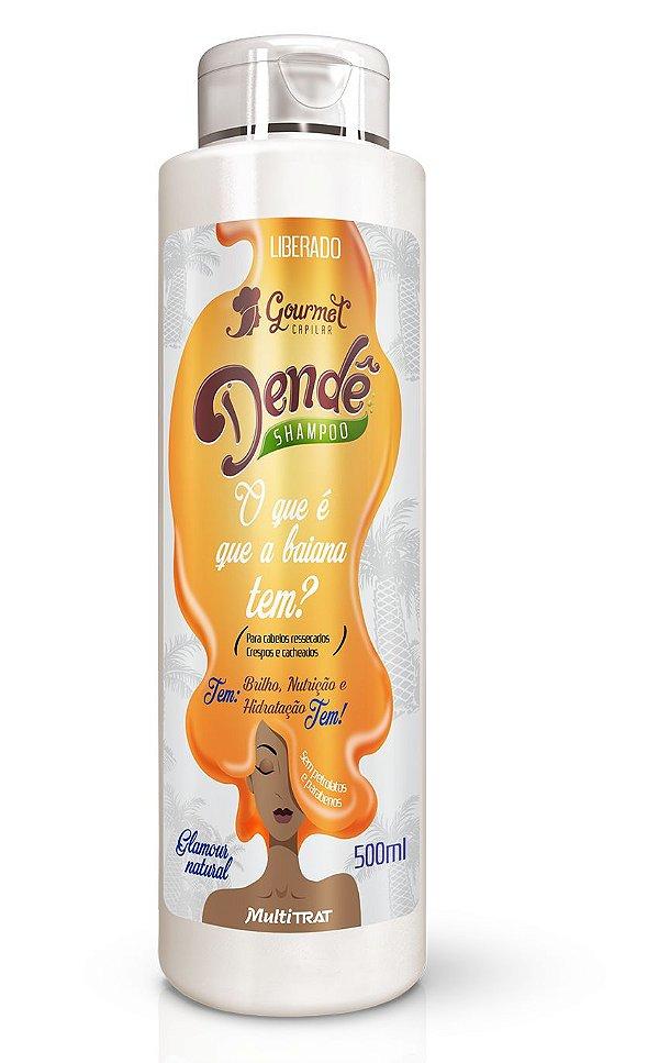 Shampoo Dendê