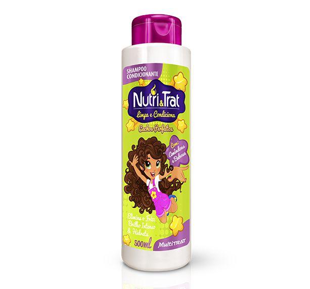 Shampoo condicionante Nutritrat Kids