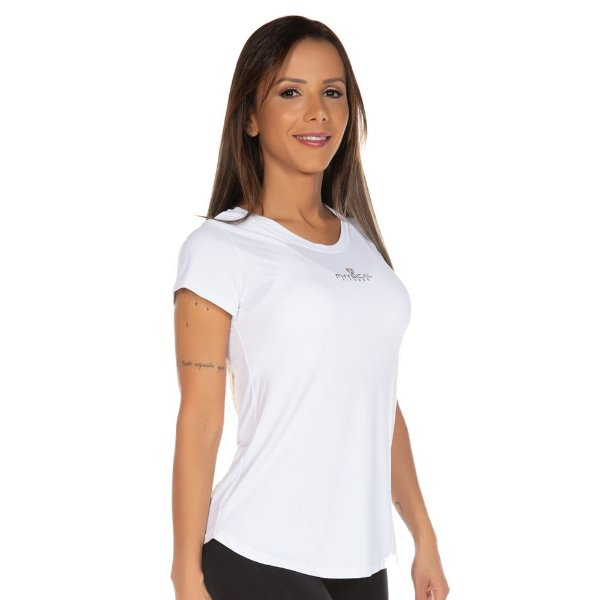 CAMISETA BOLT BRANCO TAM P - PHYSICAL