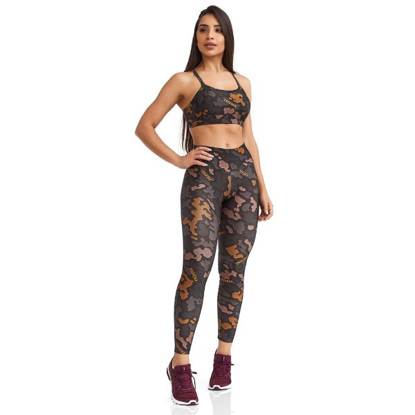 LEGGING INTENSITY FT CROSS TAM P - CAJUBRASIL