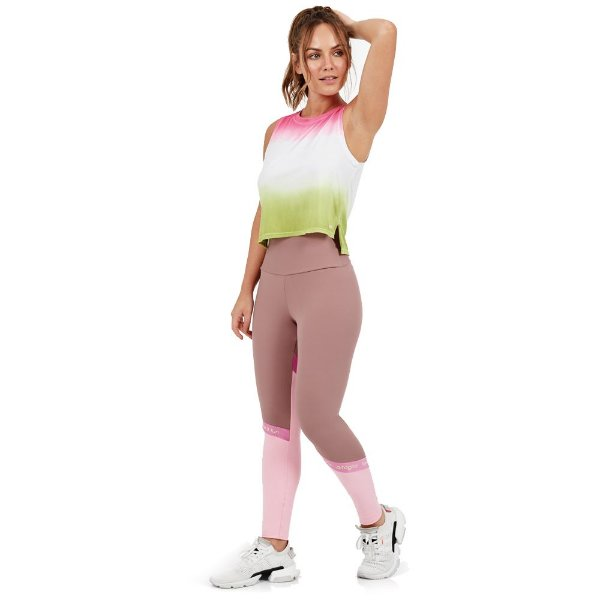 LEGGING UP CO2 MAKE IT FUN MARROM MYSTIC - ALTOGIRO