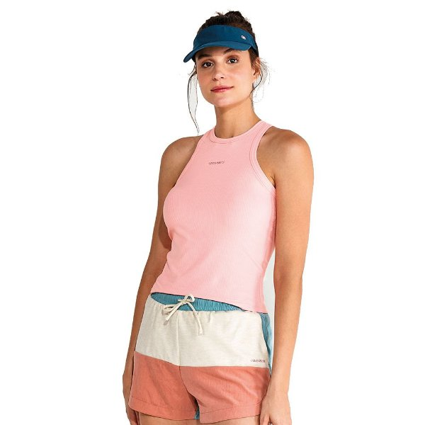 REGATA RIB REGULAR NADADOR CORAL CREAM - ALTOGIRO