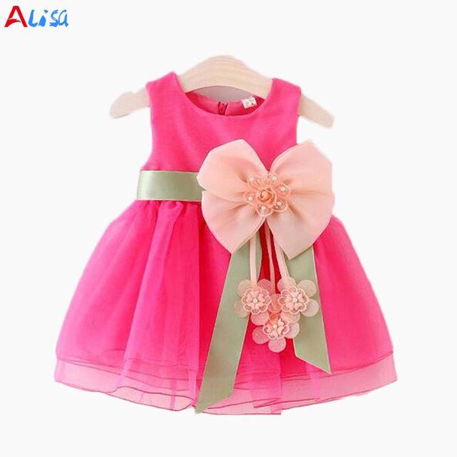 Vestido Rosa Pink - Tamanho 2