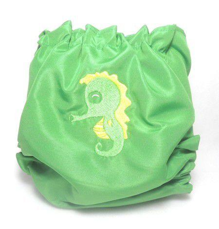 Cavalo Marinho verde- Fraldas do Sul