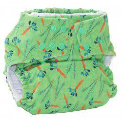 Cenoura verde - AIO Bela Gil - Bebês Ecológicos