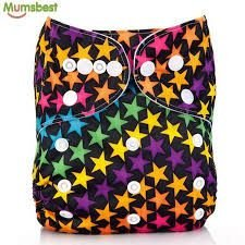 Fralda Estrelas em Pull - Mumsbest