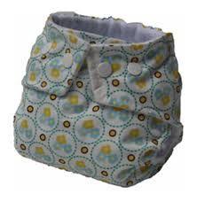 Fralda Ecológica Pequenitas Cover Camomila- Bebês Ecológicos