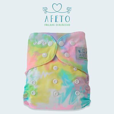 Color - Afeto - Acompanha absorvente de meltom 6 camadas