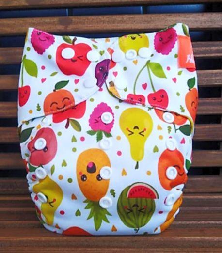 Frutas Felizes - Eco Pele a Pele
