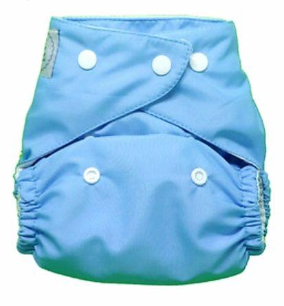 Azul (pull) - Leli Eco - Acompanha Absorvente de Meltom