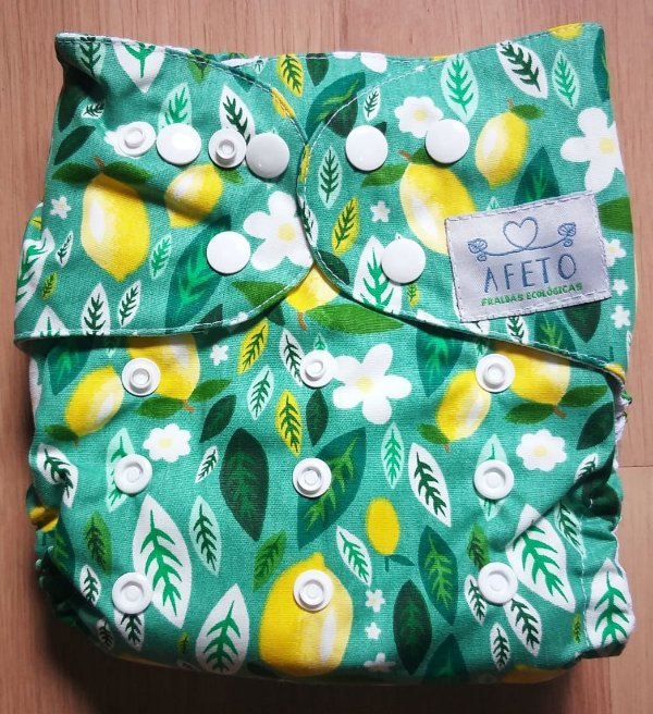 Limões - Afeto - Acompanha absorvente de meltom 6 camadas