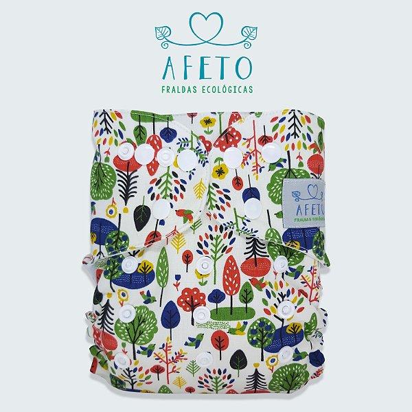 Floresta Encantada  - Afeto - Acompanha absorvente de meltom 6 camadas