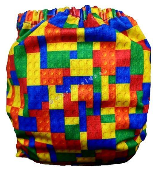 Lego RN - Mari Fraldas
