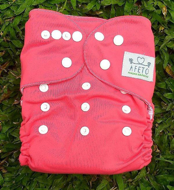 Rosa - Afeto - Acompanha absorvente de meltom 6 camadas