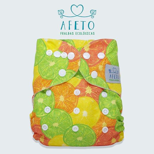 Frutinhas - Afeto - Acompanha absorvente de meltom 6 camadas