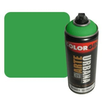 Colorgin Arte Urbana - 963  Verde Ervilha - 400 ml