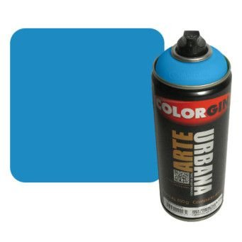 Colorgin Arte Urbana - 924  Azul Européia - 400 ml