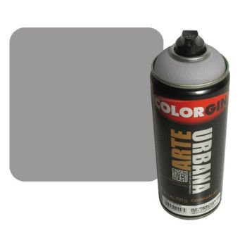 Colorgin Arte Urbana - 933 Cinza Carrara - 400 ml