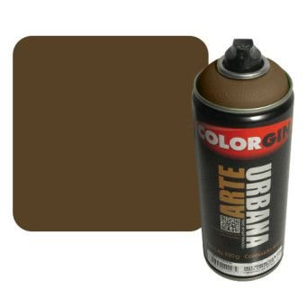 Colorgin Arte Urbana - 980 Chocolate - 400 ml