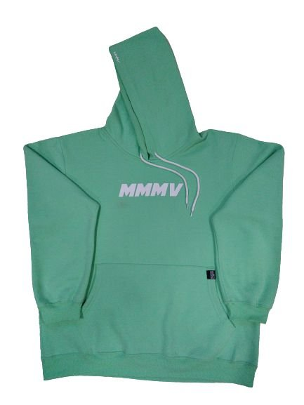 Blusa Moletom Mmmv - Verde