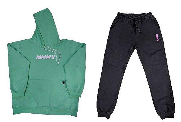 Conjunto Moletom Mmmv - Verde