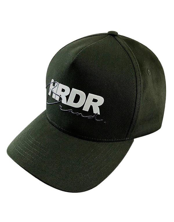 Boné Trucker HRDR Verde