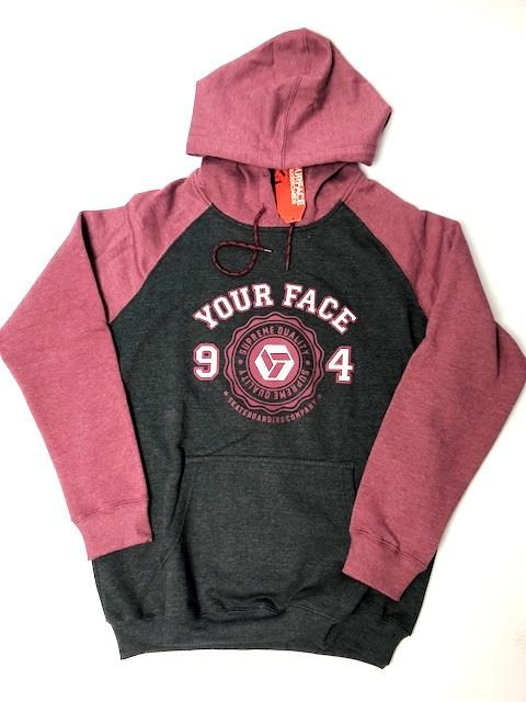 Moletom  Yourface 94 Verm