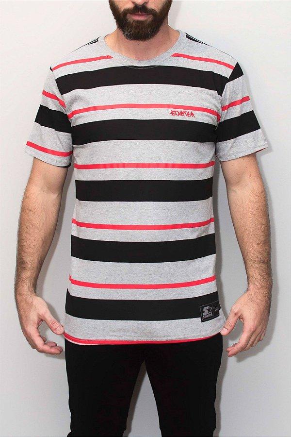 Camiseta Starter Row Pixo Cinxa
