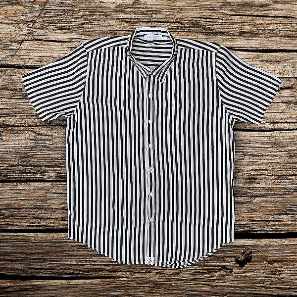CAMISA Black Stripes