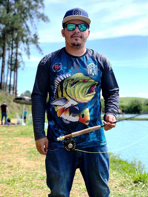 Camisa MMMV Pesca - Tucunaré