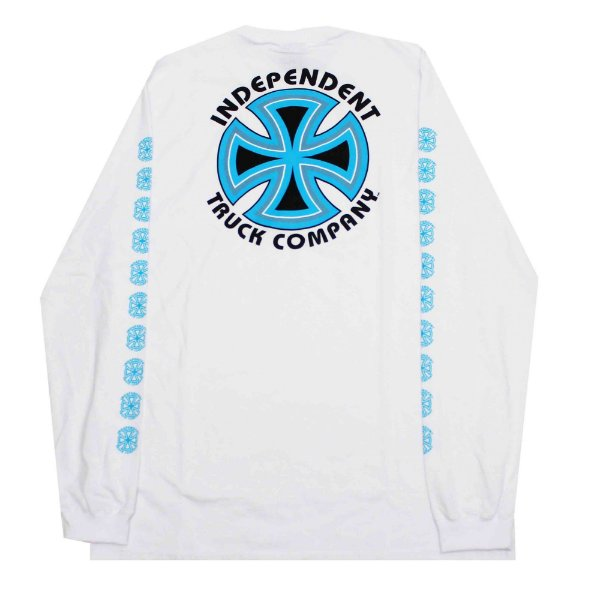 Camiseta Manga Longa Independent  Bahaus Cross