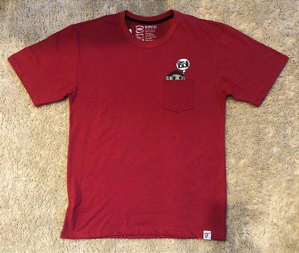 Camiseta Mocado Foton - Vermelho
