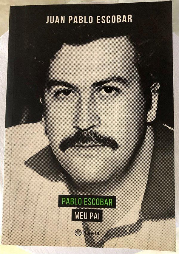 LIVRO - PABLO ESCOBAR