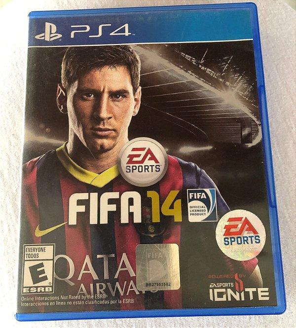 JOGO PS4 FIFA 14